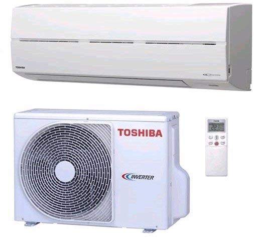 Кондиционеры Toshiba сплит системы Тошиба в Самаре
